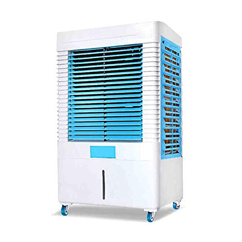 Air Conditioner, Mobile, Without Hose AIR Cooler Remote Control Cold HUMIDIFYING Timer Evaporator Water Tank