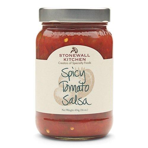 Stonewall Kitchen Spicy tomato salsa 454g