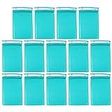 NUOBESTY 25 Stück Poly Bubble Mailer Gepolsterte Umschläge Selbstdichtende Umschläge Taschen Stoßfeste Verpackung Tasche Versand Versandzubehör (17. 2X23. 4 cm)
