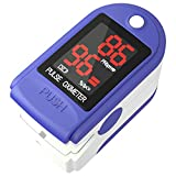 Best Pulse Oximeters - Pulse Oximeter Fingertip - Lovia Automatic Digital Blood Review