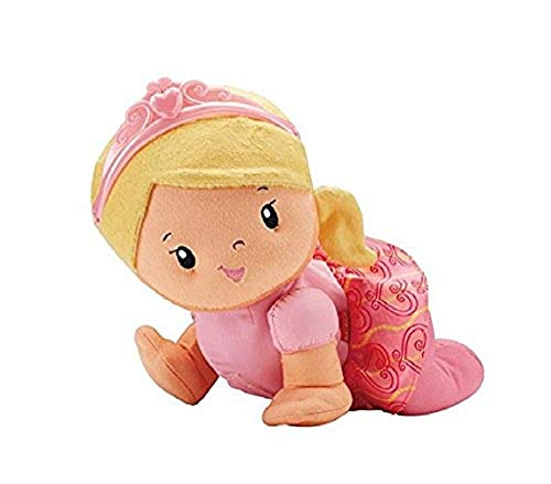 Fisher-Price Touch N Ramper Princesse poupée