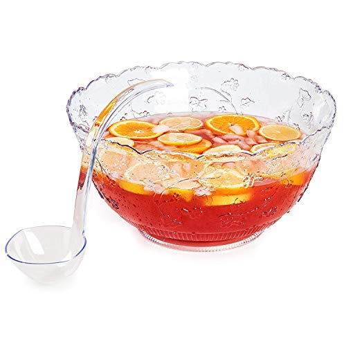 punch bowl libbey - 5
