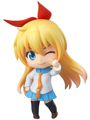 NISEKOI Kirisaki Chitoge Nendoroid Action Figure