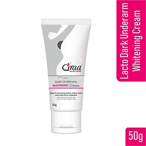 20 Best whitening creams for underarms for women