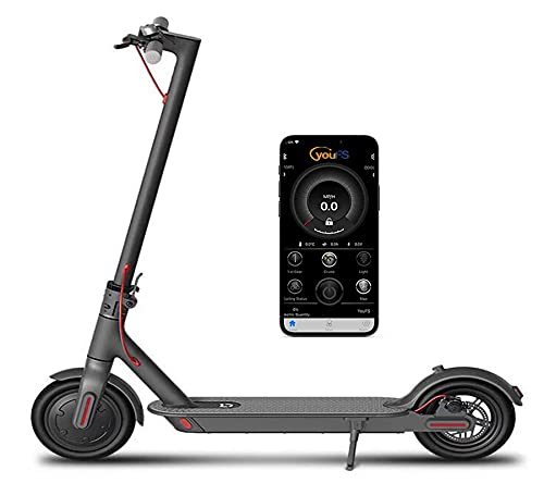 POWER RIDE 7.8AH Powerful Battery Electric Scooter - 25KMH Speed, 350W...