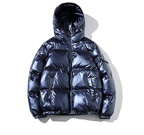 WFSDKN Womens Parka Jas Plus Size M-5XL Winter Glossy Jassen Vrouwelijke Dikke Parka Jas Warm Outwear Hooded Jassen Vrouwen Down Katoen Oversize