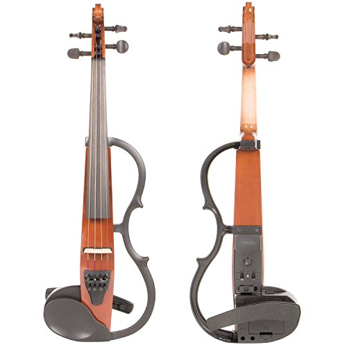 Yamaha SV-130 Concert Select Silent Electric Brown 4/4 Violin