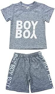 By Leyal For Kids-Boy Detlı Takım-5094