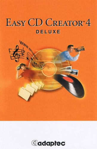 EASY CD CREATOR 4 DELUXE / DEUTSCH