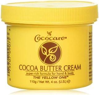 Cococare Cocoa Butter Super Rich Formula Cream - 4 Oz (Pack of 3)
