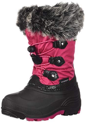 Kamik Kids' Powdery2 Winter Boots Rose 4