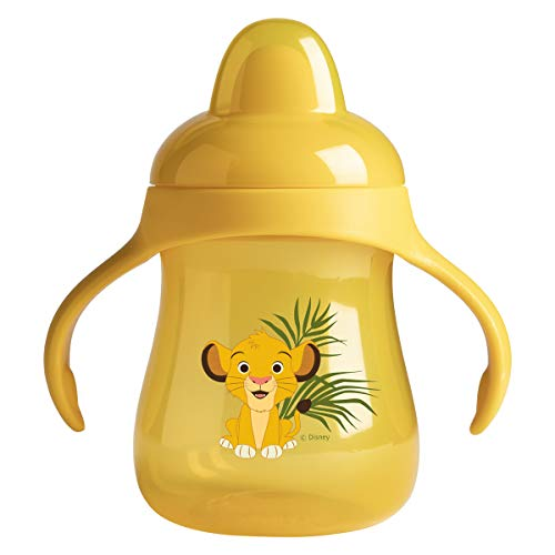 Disney - Taza con boquilla, 250 ml, 1 unidad