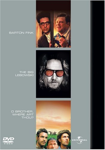 Coen Brothers Triple Box [3 DVDs]