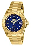Invicta Men's Pro Diver 40mm Gold Tone Stainless Steel Automatic Watch, Gold (Model: 26997)