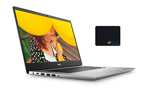 "Dell Inspiron 15 5000 Premium Laptop, 15.6"" FHD IPS Display, AMD Ryzen 7 3700U, 8GB RAM 512GB PCIe SSD, Webcam, Backlit Keyboard, Fingerprint Reader, KKE Mousepad, Win 10 Home"