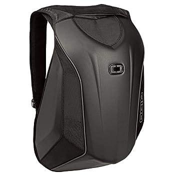 OGIO 123007.36 No Drag Mach 3 Motorcycle Backpack - Stealth Black
