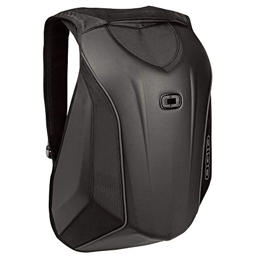 OGIO 123007.36 No Drag Mach 3 Motorcycle Backpack - Stealth Black