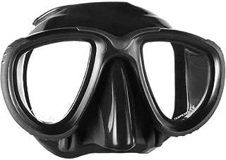 Mares Tana Spearfishing Mask, Black Black