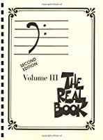 The Bass Clef Real Book Volume3