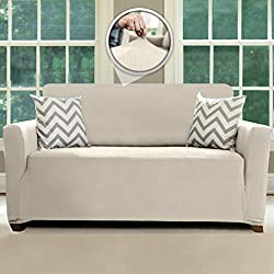 professional Shield sofa original love seat One piece cover, many colors, seat width up to 54 inches …