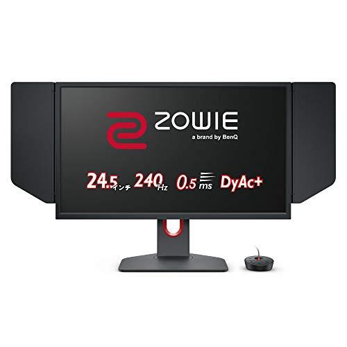 BenQ ZOWIE XL2546K 24.5型ゲーミングモニター (Full HD/24.5型/240Hz/0.5ms/DyAc+/小さめ台座/新筐体デザ...