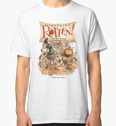 Morgani110720a601 PA Shirt Gr. S, Something Rotten Musical T-Shirt