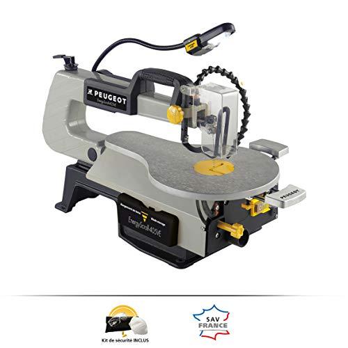 ENERGYScroll-405 VE -Sierra de calar - Potencia 80 W - Paso cuello de cisne 405 mm -