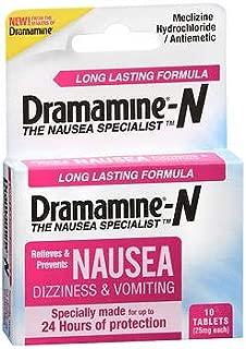 Best dramamine n active ingredient Reviews