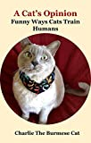 A Cat's Opinion: Funny Ways Cats Train Huans (English Edition)