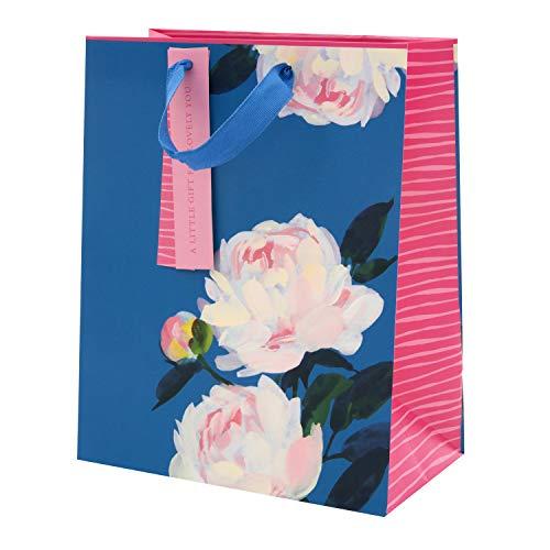 Hallmark - Bolsa de regalo para el Día de la Madre, diseño con texto 'Lovely You', tamaño mediano