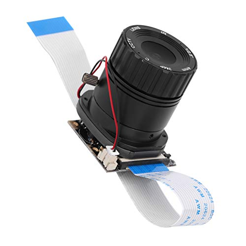 Módulo de cámara HD, módulo de cámara HBV-IR Cut con Interfaz CSI para reconocimiento Facial Raspberry Pi
