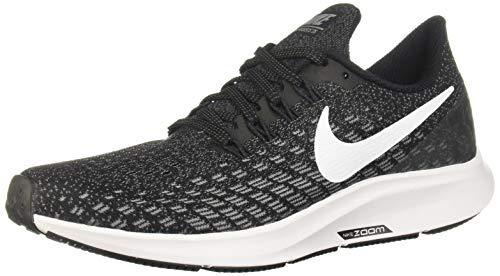 Nike W Air Zoom Pegasus 35 (n), Scarpe Running Donna, Multicolore (Black/White/Gunsmoke/Oil Grey 001), 42 EU
