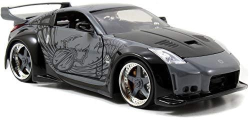 ワイルドスピード X3 TOKYO DRIFT ジェイダトイズ 1/24スケール ダイキャストカー 日産 Z33型フェアレディZ...