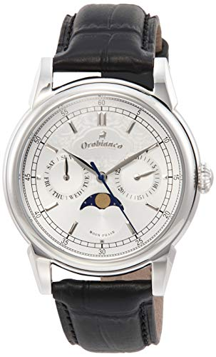 [オロビアンコ] 腕時計 OR0074-3 メンズ 正規輸入品 ブラック