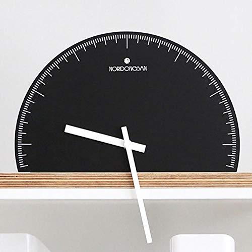 GZWSM Up Saat Wall Saatk Uhren Home Decor Mechanismus Guess Kitchen Digital Silent Digital Large Decorative-Style2