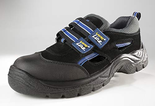 Lucky Line Arbeitsschuhe Sandalen Sicherheitsschuhe S1 Schuhgröße 41