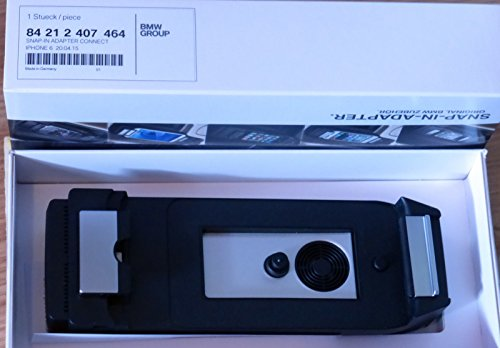 BMW Original Snap In Adapter Connect für das Apple iPhone 6 / 6S