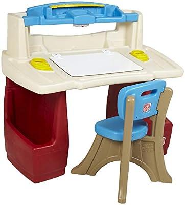 Step2 Deluxe Art Master Kids Desk | Assembles In Min