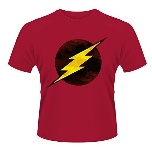 Dc Comics: Flash: Logo: Dc Originals (T-Shirt Unisex Tg. M) [Italia]