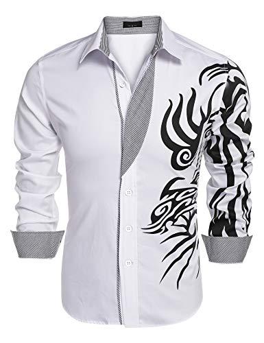 Dragon Button Up Shirt