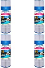 Alford & Lynch Replacement for Hayward CX1750RE, C1900RE, StarClear Plus C8417, Filbur FC-1294, Pleatco PA175, Waterway Pro Clean 175 Pool Filter Cartridge (4)