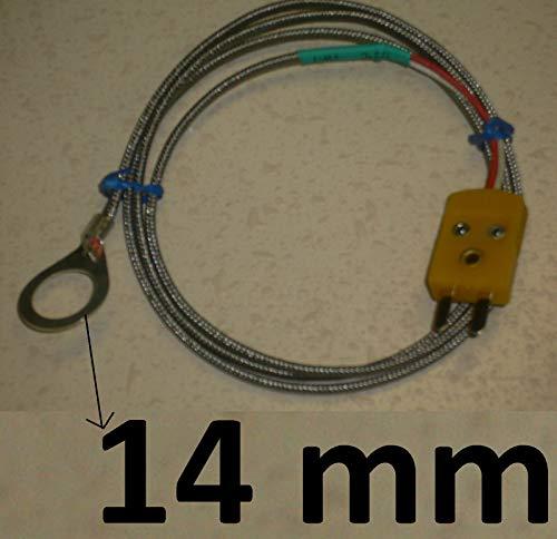 CHT Sensor Cylinder Head Temperature Gauge Probe Under Spark Plug 14mm Washer Thermocouple