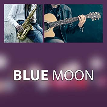 Blue Moon – Chilled Jazz, Piano Bar, Long Night, Easy Listening, Mellow Jazz, Calming Sounds