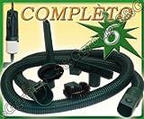 Sconosciuto Kit 6 Tubo BOCCHETTE per Folletto VORWERK 120 121 122 - Garanzia 24 Mesi SG Group