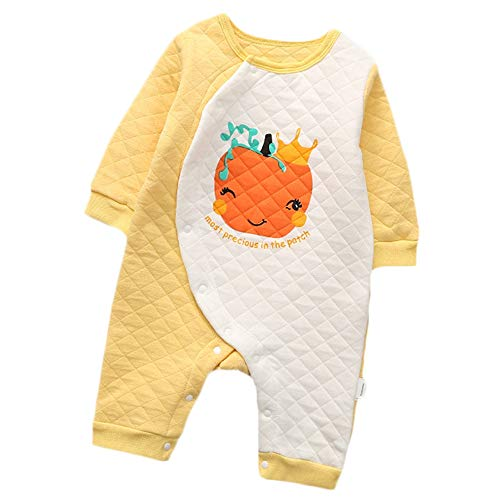 Qiribati Nouveau-né Salopette Pyjama Bébé Motif Sommeil & Play Sleeper Baby Shower