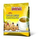 Gold Kili Bevanda immediata allo zenzero e limone - 1 x 20 x 18 gr