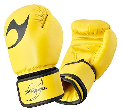 Ju-Sports Boxhandschuhe Kinder gelb