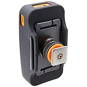 XSories Weye Feye S, Digital Camera To Smartphone Wi-Fi Link For Instant Photo And Video Sharing, Compatible with iPhone or Android, Nikon, Canon, Sony, Olympus and More, Camera Accessories (Orange/Black)