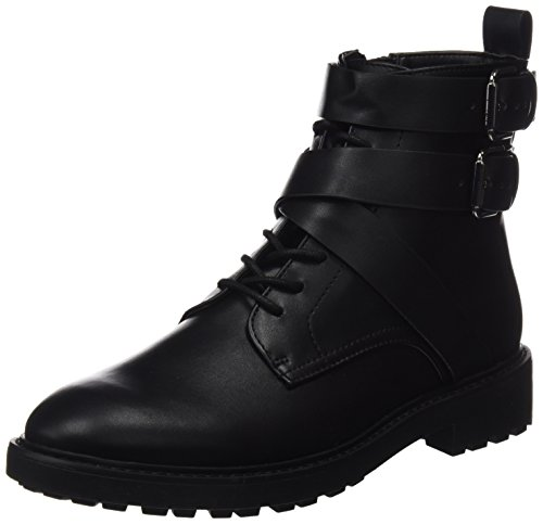 Esprit Coco Strap Boot, Bottes Femme, Noir (Black), 42 EU