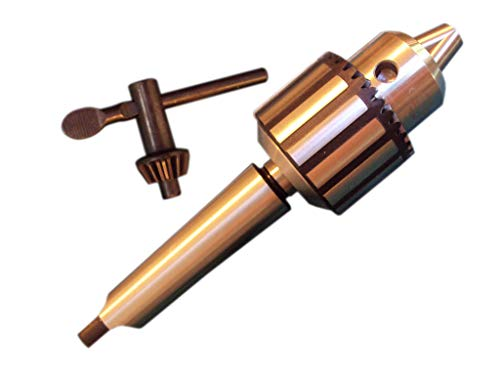Heavy Duty 5 8  Drill Chuck Fits 3Z919C Dayton 20  Drill Press